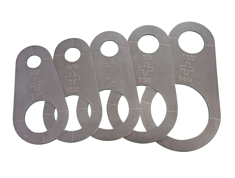 plasma stencil circle cutter kit 5 pc With plasma cutter letter stencils
